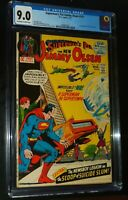 SUPERMAN'S PAL JIMMY OLSEN #147 1972 DC Comics CGC 9.0 VF-NM