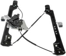 For Cadillac SRX Saab 9-4X Front Driver Left Power Window Regulator And Motor