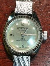 Vintage Kronatron Electro Women's Watch - Functional