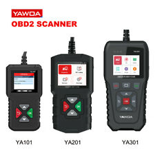 Car Code Reader OBD2 Scanner Check Engine Light Live Data Diagnostic Scan Tool