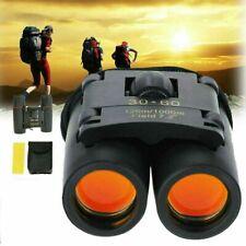Day/Night Vision Binoculars Compact Telescope 30X60 1000M Coordinates Travel