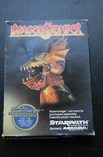 DRAGONSTOMPER by StarPath Arcadian SuperCharger game cassette Atari FREE SHIP