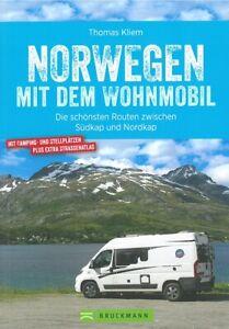 Kliem: Norwegen mit dem Wohnmobil NEU Routen/Plätze/Reiseführer/Camper/Touren