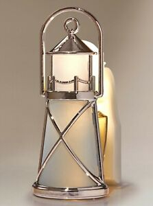 Bath & Body Works Lighthouse Nightlight Wallflower Fragrance Plug.
