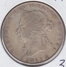 1900 Canada Silver Half Dollar Grading - VF