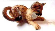 1991 Lenox Florida Panther Cub Endangered Animals Series Fine Porcelain EUC 2263