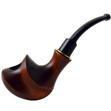 5,51'' (14cm) *Comet* Carved wooden smoking pipe. Best smoking pipes.