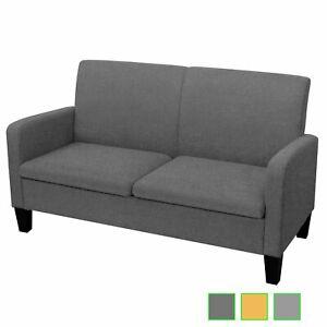 2-Sitzer Sofa 2er Sitzer Schlafsofa Ein Schlafsessel Sofagarnitur Couchgarnitur