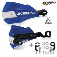 Pair Hand Guards acerbis X-Factor Blue Tm 125 en Enduro 2T 2006-2009