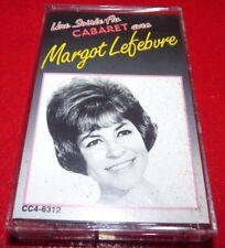 Cassette Audio Une Soirée au Cabaret avec Margot Lefebvre !