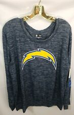 NFL CHARGERS Sweater Women's Knit Pullover Size M