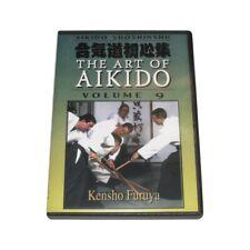 Shoshinshu Art of Aikido #9 Staff & Black Belt Examination Dvd Kensho Furuya