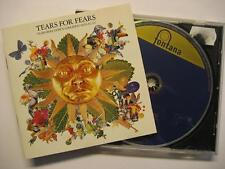 "TEARS FOR FEARS ""TEARS ROLL DOWN (GREATEST HITS 82-92)"" - CD"