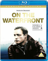 ON THE WATERFRONT [Blu-ray] (1954) Marlon Brando, Elia Kazan Classic Movie