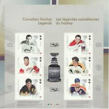 CANADA STAMP #3026 - (2017) NHL: THE ULTIMATE 6 (6 x P)