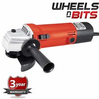 """115mm 4.5"""" Inch  500W Watt 115mm Corded Electric Angle Grinder Grinding Sanding"""