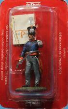 Del Prado Tin toy soldiers 1/32 SNP093 Field Officer, Dutch Militia,1815