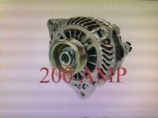 alternator Generator 2008-2007 2006 05 04 03 For Infiniti FX35 3.5L 200 HIGH AMP