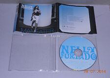 Single CD Nelly Furtado - Maneater, Undercover  3.Tracks + Video  2006  Rar 21