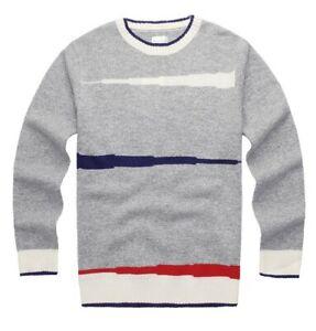 Gant Rugger Men's Grey Varsity Jacquard 84214 Size M $175 NWT
