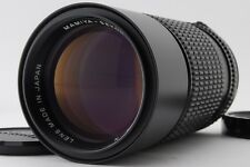 [NEAR MINT] Mamiya Sekor C 210mm f/4 N Lens For Mamiya 645 from Japan #3750