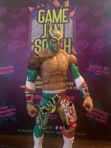 Sin Cara - WWE Elite Series 32 Mattel 2011 Wrestling Action figure