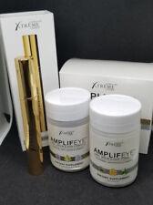 Xtreme Lashes Amplifeye Fortifier System eyebrow eyelashes hair growth vitamins
