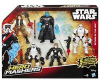 HASBRO® B3659 Star Wars® Return of the Jedi™ Hero Mashers 5 Figuren Set