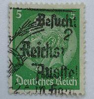 """GERMAN STAMP SLOGAN """"BESUCHT REICHS AUSSTELLUNG"""" OR """"VISIT REICH'S EXHIBITION"""""""