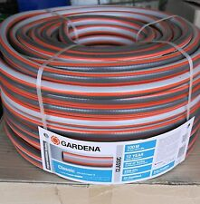 "Garden Hose 100 METERS 19mm 3/4""  With Fittings HEAVY DUTY 2200KPa"