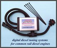 Diesel Performance Tuning Chip Box fits Nissan Xtrail Navara Qashqai Juke Note