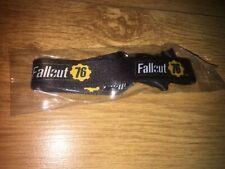 Fallout 76 rare promo launch lanyard new sealed