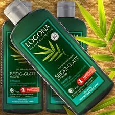 Logona Seidig-Glatt Shampoo Bambus Naturkosmetik bio silikonfrei parabenfrei