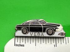 Chevrolet VEGA - hat pin , tie tac , lapel pin , hatpin GIFT BOXED black