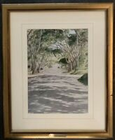 DON STERNLOFF - Listed California Artist - Carmel - Original Painting - Signed