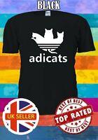 ADICATS Spoof Cats Men Women Unisex T Shirt T-shirt Vest Baseball Hoodie 3510