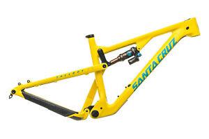 "2017 Santa Cruz Tallboy CC Mountain Bike Frame Medium 29"" Carbon Fox"