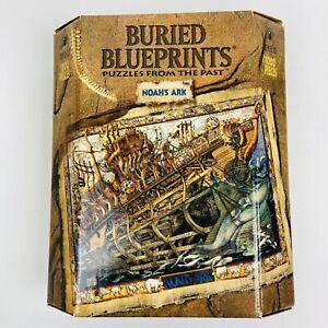 BURIED BLUEPRINTS 1000 Piece Jigsaw Puzzle 'Noah's Ark'