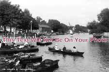 MI 488 - The Thames At Twickenham, Middlesex - 6x4 Photo