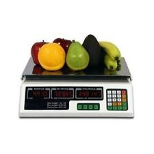 Portable Digital Price Produce Grocery Deli Market Food Pricing Scale