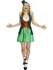 Fever Women's St Patricks Sexy Costume Size Small
