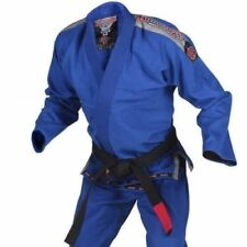 GAMENESS AIR GI/KIMONO BLUE A4 GRAPPLING, BJJ