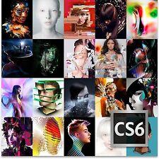 Adobe CS6 Master Collection Creative Suite 6 for Windows 100% Genuine