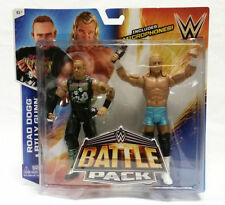 WWE Battle pack DX New age Outlaws Road dogg Billy Gunn Wrestling figure WWF Moc
