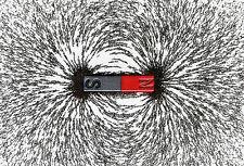 1 presentaciones de hierro fino (empastes) Con Barra Imán magnetismo experimentos 225g KS1 KS2