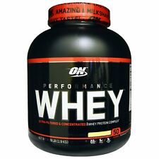 Optimum Nutrition Performance Whey Protein Vanilla 50 Serves 4.1lb