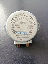 Motor giratorio de plato 220V 4/4,8 r/MIN 4w  MDS-4A para microondas