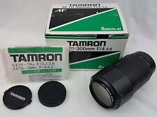 Tamron AF 70-300mm F/4-5.6 Lens for Minolta Model 172D
