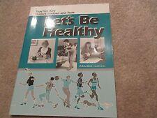 Abeka Health Lets Be Healthy, Reviews and Test Key, ABEKA, 15644019