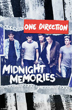 2014 1D ONE DIRECTION MIDNIGHT MEMORIES POSTER NEW 22x34 FREE SHIPPING
